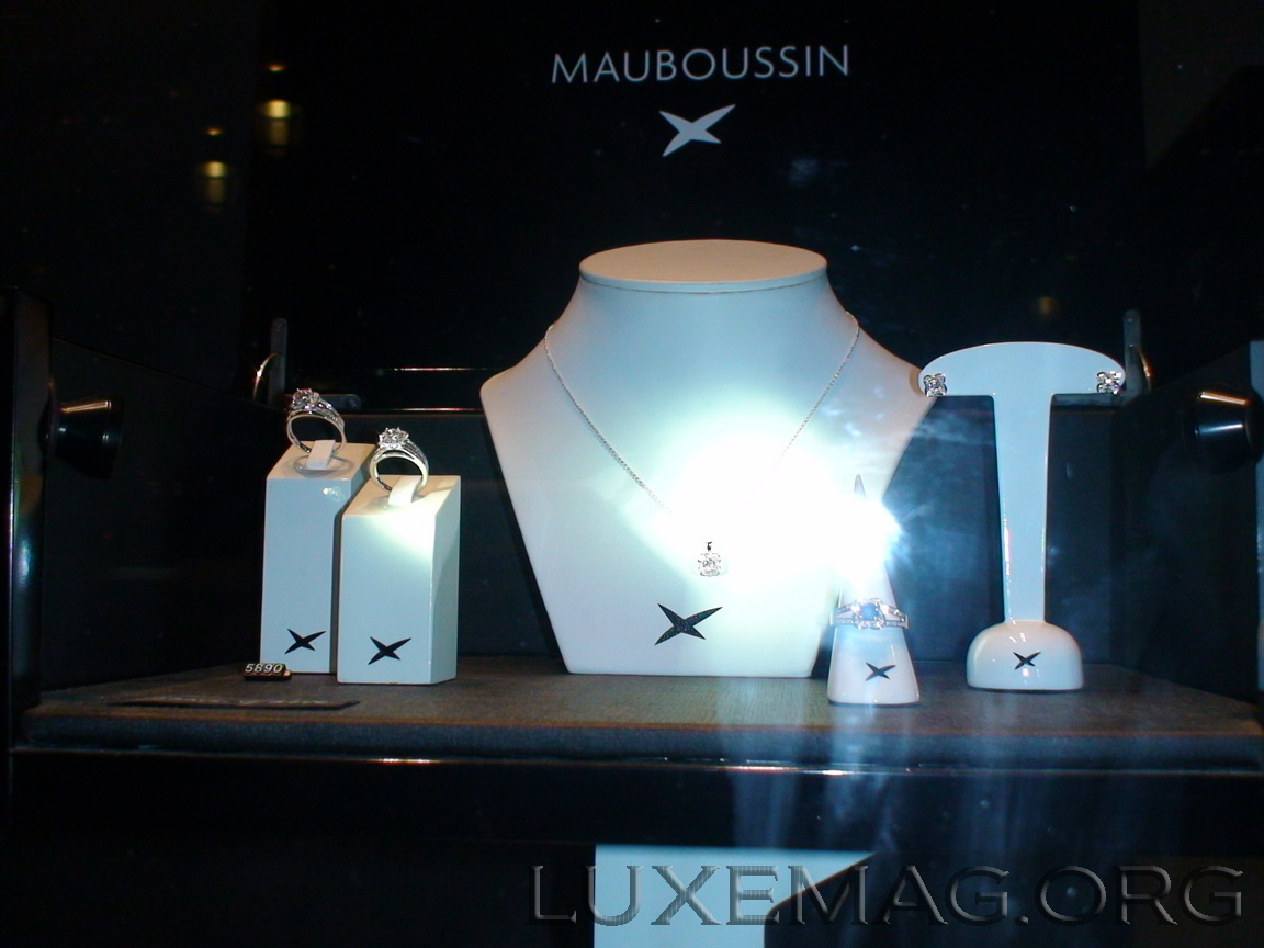 You are browsing images from the article: Mauboussin Jewelry House