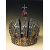 precious stones Crown of Russia jewelry